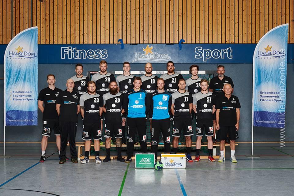 """Stralsunder HV will gegen Spandau Saison """"rund machen"""""""