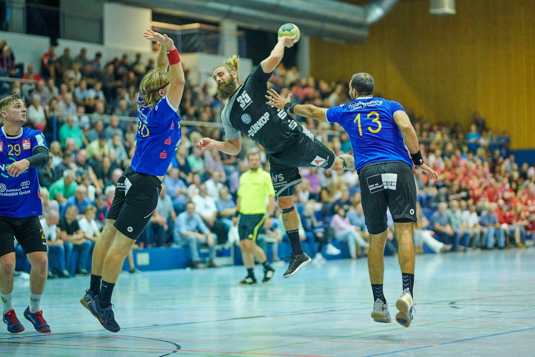 Stralsunder HV und SG Uni kämpfen um Platz drei
