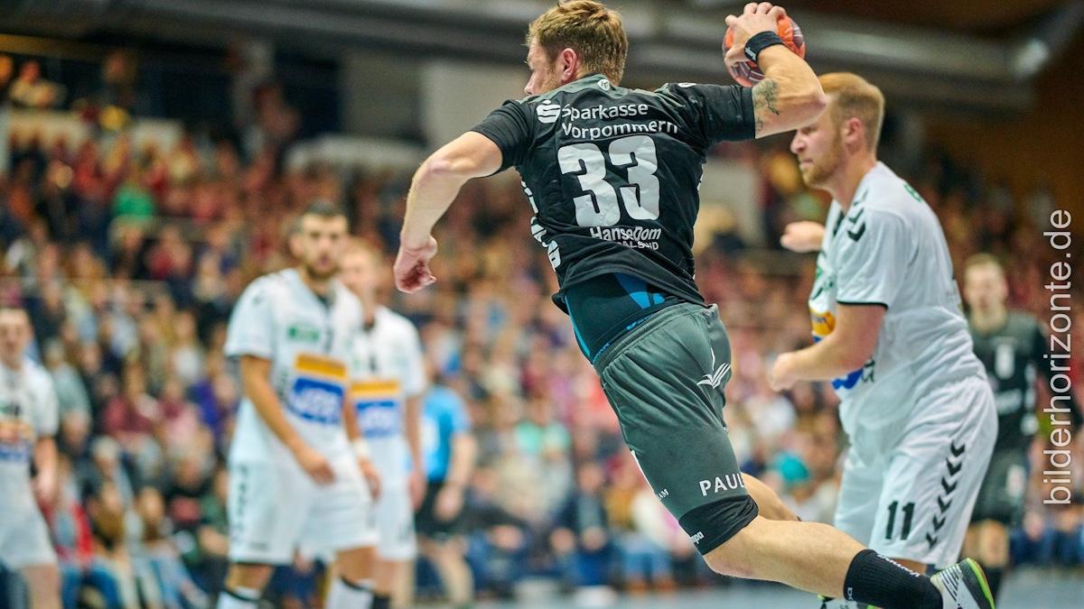 Revanche Teil eins: SHV empfängt den MTV<br>Die Stralsunder Handballer treffen auf Altlandsberg, das der Fischer-Sieben in der Vorsaison die einzige Niederlage zufügte