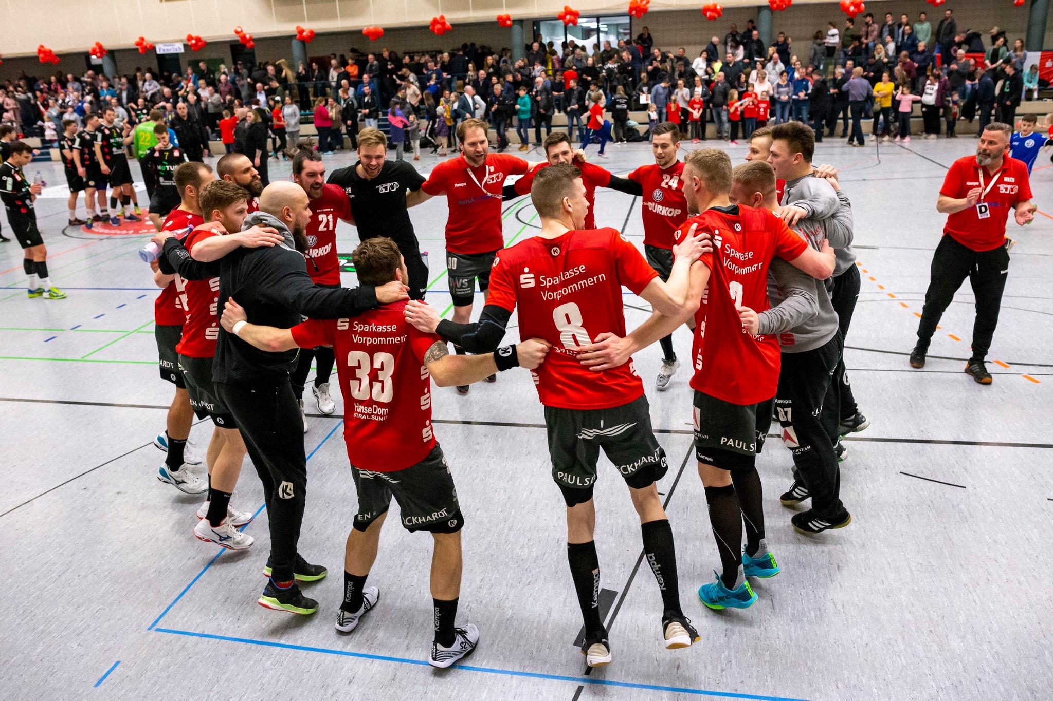 Oberligist verspielt gegen die SG Uni Greifswald/Loitz zwei Mal einen deutlichen Vorsprung.