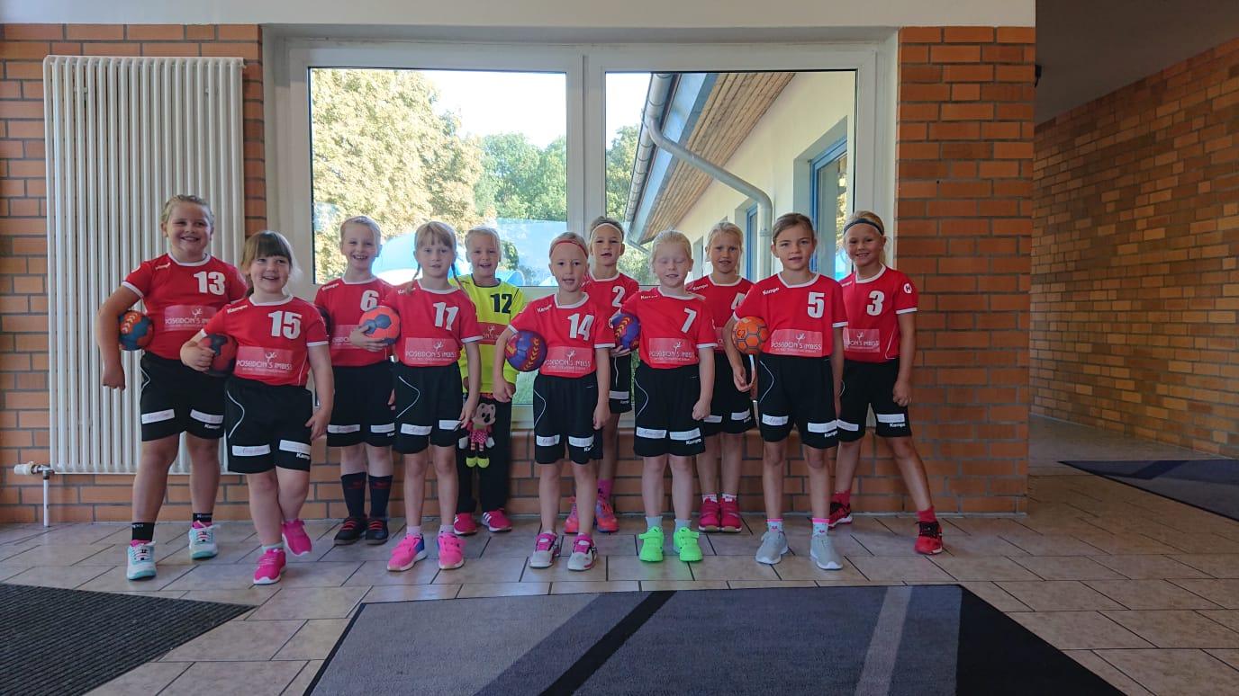 4. Platz bei den 8. Kinder-und Jugendsportspielen des Landkreises Vorpommern-Greifswald