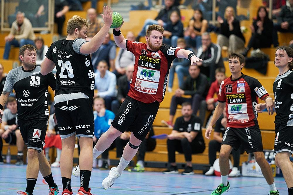 Stralsunder HV unterliegt in Braunschweig Handballer treten beim Mitaufsteiger MTV zu mutlos auf. Der dünne Kader macht sich bemerkbar