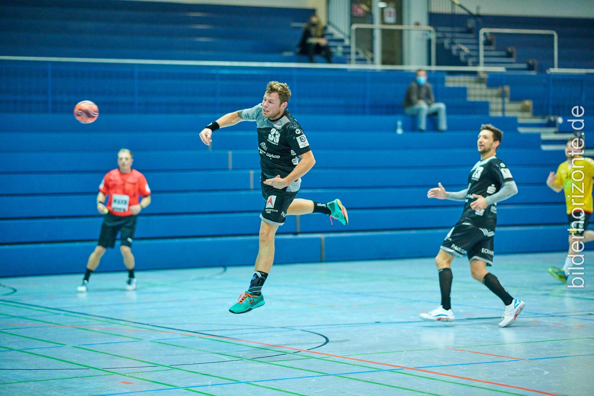 You are currently viewing Handball-Drittligisten rechnen mit längerer Pause