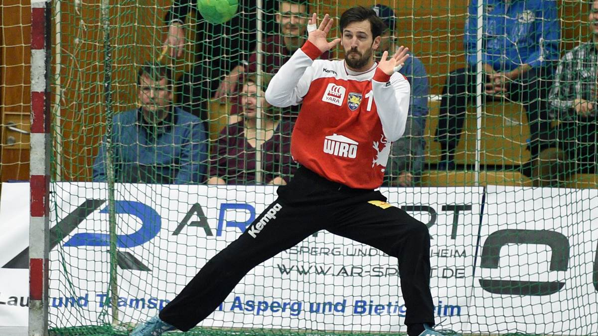 You are currently viewing Fast 30 Jahre im Handballtor