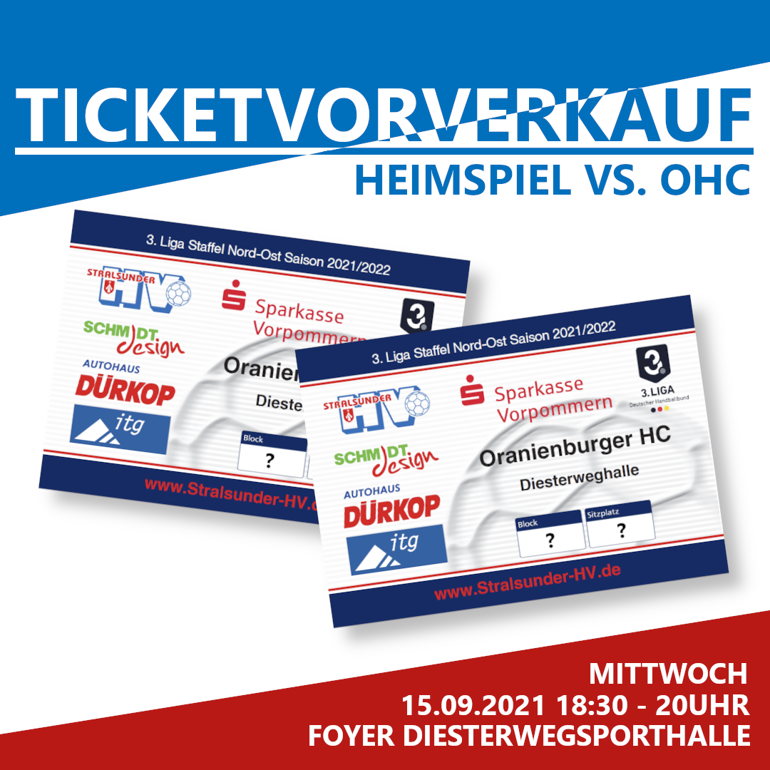 You are currently viewing SHV Ticketvorverkauf